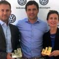 Volkswagen Amarok gana premios en los Effie Awards