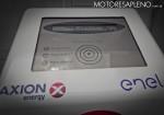Axion energy inauguro el primer surtidor de carga electrica en su estacion de servicio de Libertador y Salguero de CABA 2