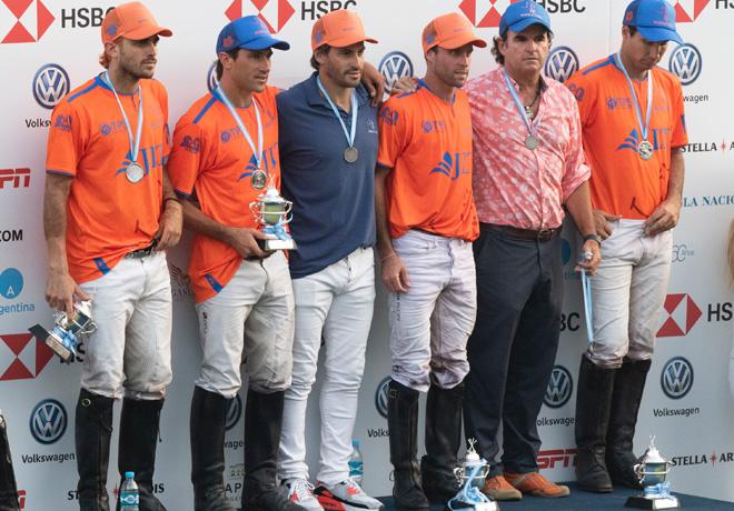Con el sponsoreo de Fiat - las Monjitas se consagro subcampeon del 125 Abierto Argentino de Polo 2