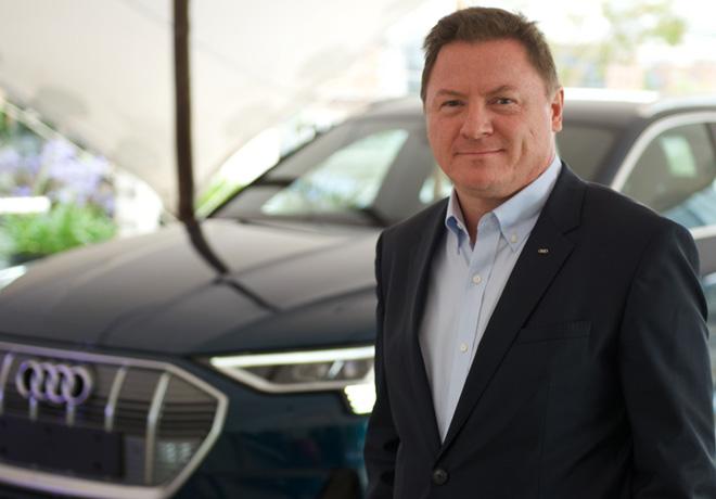 Conrado Wittstatt - Gerente General de Audi Argentina