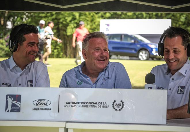 El Ford Golf Invitational termino el 2018 de la mejor manera 1