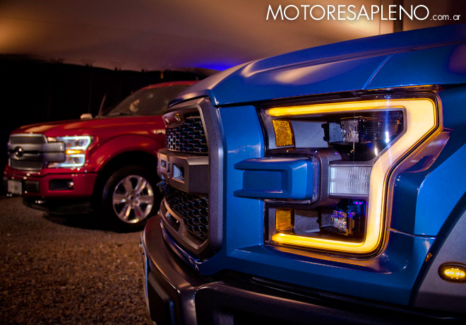 Ford despide el año anunciando la llegada de la F-150 a la Argentina.