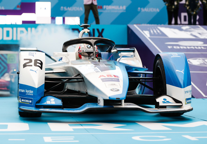 Formula E - Ad Diriyah - Arabia Saudita 2018 - Carrera - Antonio Felix da Costa - BMW i Andretti Motorsport