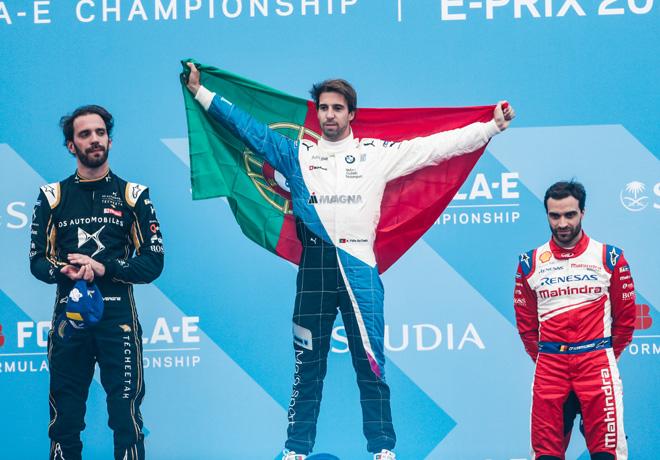 Fórmula E en Ad Diriyah, Arabia Saudita – Carrera: António Félix da Costa primer vencedor de la nueva era.
