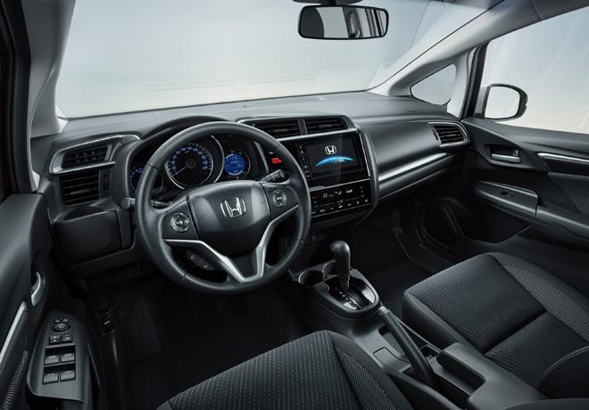 Honda WR-V 2