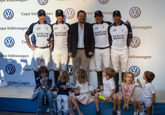 La Copa Volkswagen queda en manos de la Dolfina.