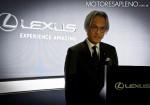 Lexus - la marca japonesa de vehiculos de lujo - llega a la Argentina 2