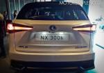 Lexus - la marca japonesa de vehiculos de lujo - llega a la Argentina 8