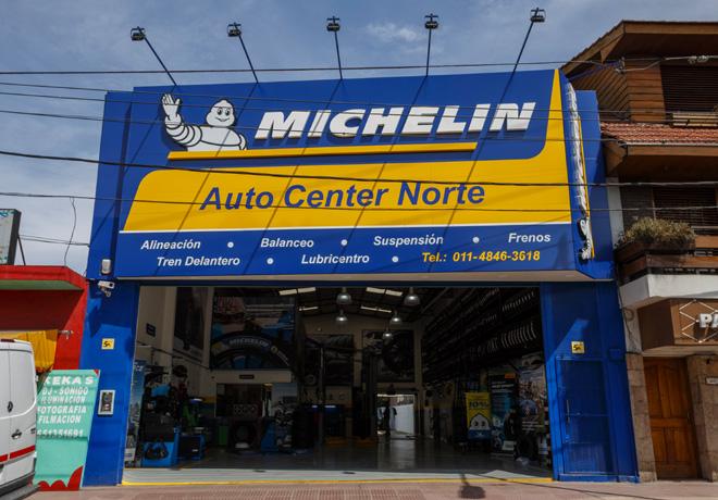 Michelin - Auto Center Norte