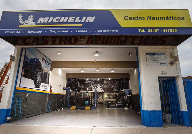 Michelin - Castro Neumaticos