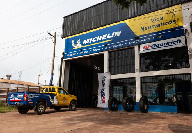 Michelin - Vica Neumaticos