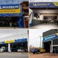 Michelin finaliza el anio con cuatro nuevos puntos de venta