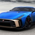 Nissan GT-R50 by Italdesign 1