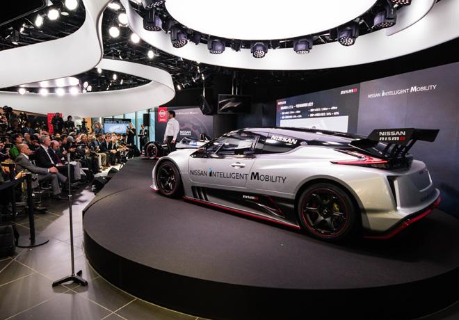 Nissan LEAF NISMO RC 1