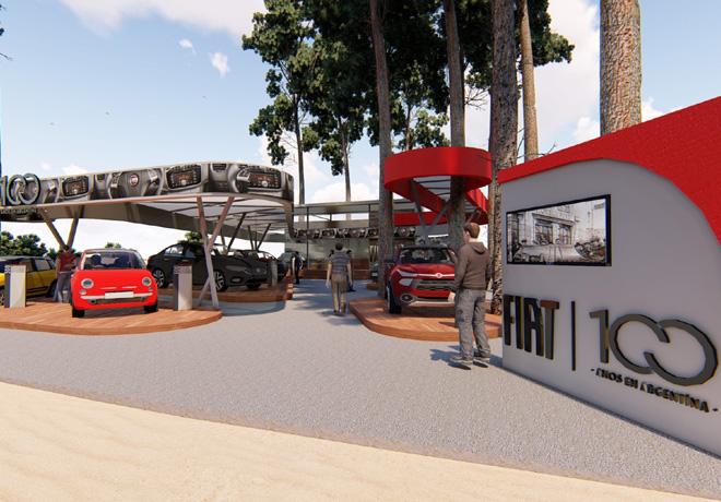 Operativo 100 Veranos Fiat - Carilo 1