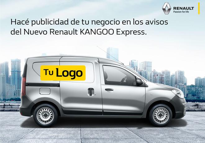 Renault Kangoo socio incondicional de las PyMEs argentinas