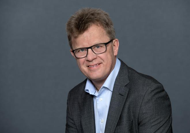 Roger Alm es el nuevo presidente global de Volvo Trucks.