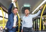 Scania y la Ciudad apuestan a los combustibles alternativos para el transporte urbano 2