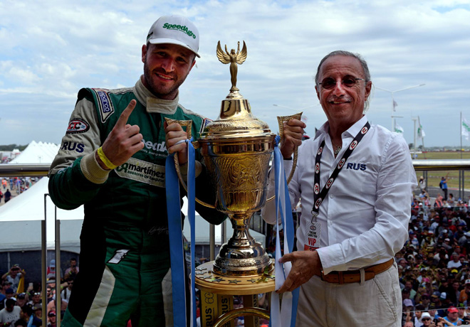TC - San Nicolas 2018 - Agustin Canapino - Chevrolet - Campeon