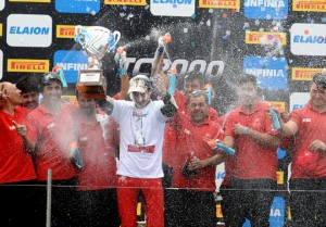 TC2000 - Parana 2018 - Carrera Final - Marcelo Ciarrocchi - Campeon
