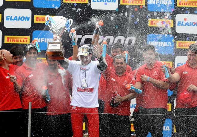 TC2000 en Paraná – Carrera: La victoria y el campeonato fue de Marcelo Ciarrocchi.