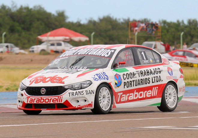 TN - Viedma 2018 - C3 - Mariano Werner - Fiat Tipo