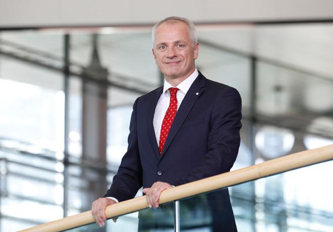 Thomas Zahn: Nuevo presidente y CEO de Volkswagen Group Argentina.