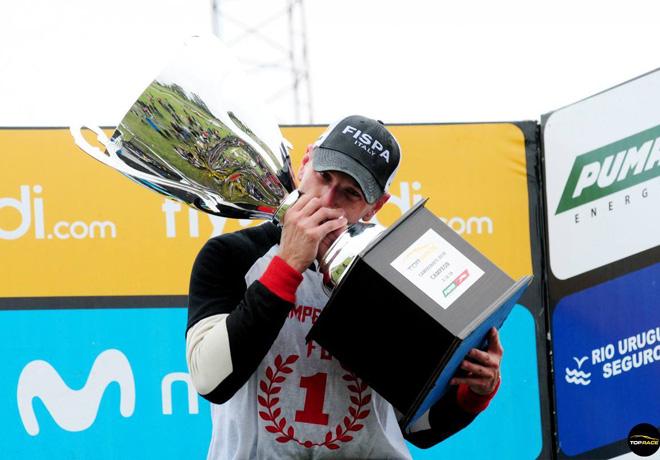 Top Race - Rio Cuarto 2018 - Carrera - Franco Girolami Campeon