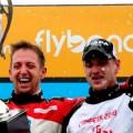 Top Race - Rio Cuarto 2018 - Carrera - Nestor y Franco Girolami en el Podio
