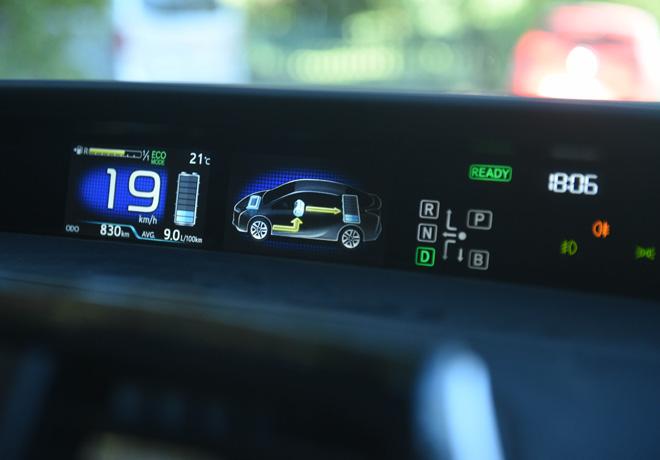 Toyota - Caravana Hibrida 2
