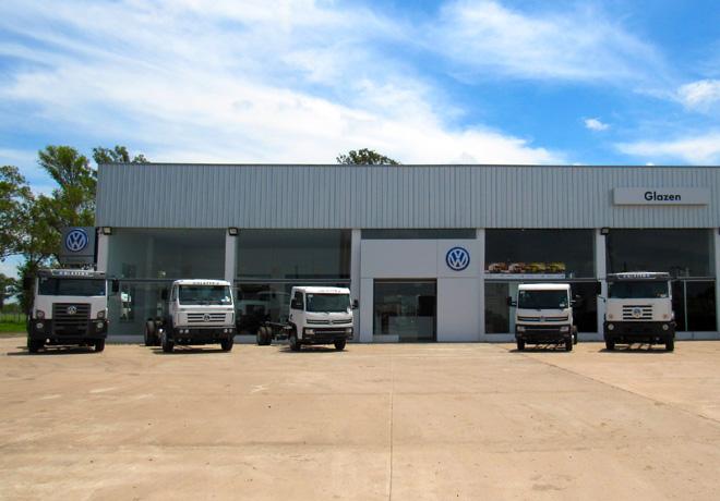 VW Camiones y Buses inauguro un nuevo concesionario en Chaco