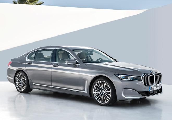 BMW Serie 7 1