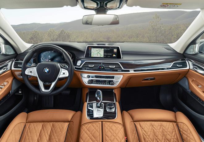 BMW Serie 7 2