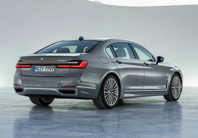 BMW Serie 7 3