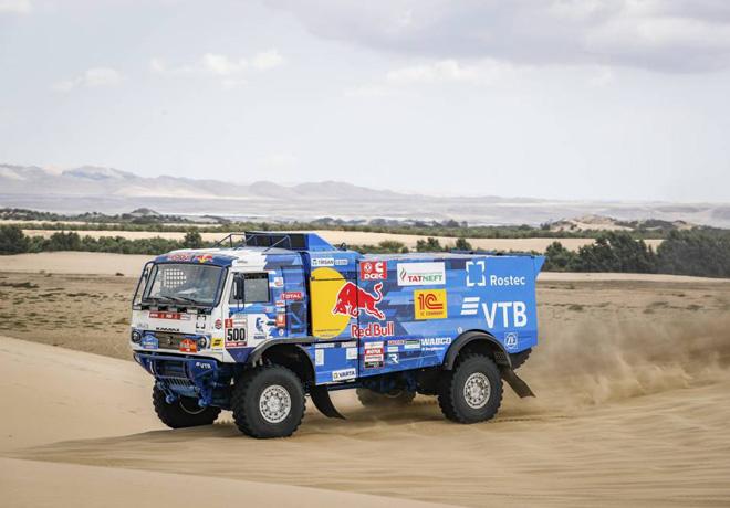 Dakar 2019 - Etapa 1 - Eduard Nikolaev - Kamaz