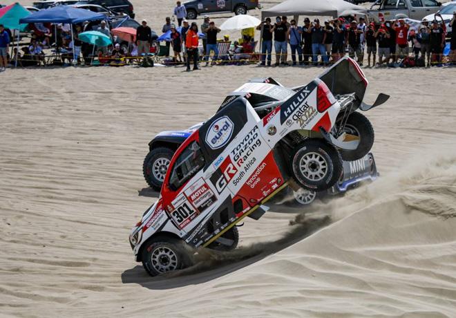 Dakar 2019 - Etapa 1 - Nasser Al-Attiyah - Toyota Hilux