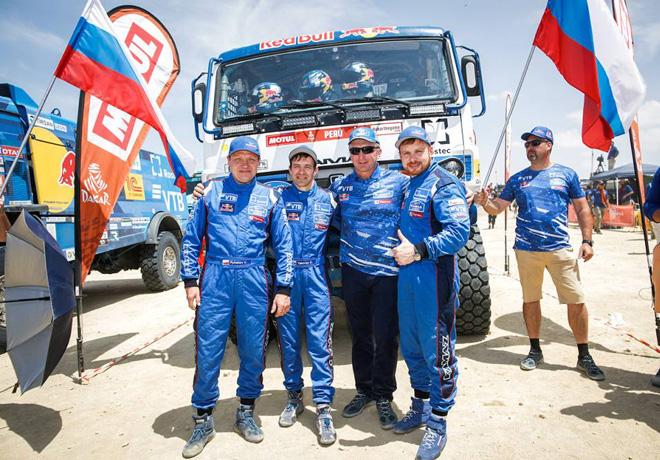 Dakar 2019 - Etapa 10 - Eduard Nikolaev - Kamaz