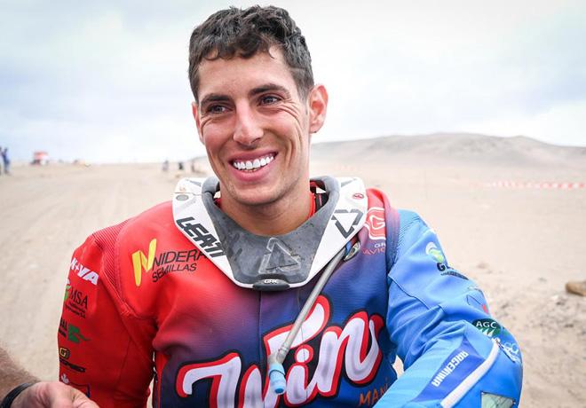 Dakar 2019 - Etapa 10 - Nicolas Cavigliasso - Yamaha