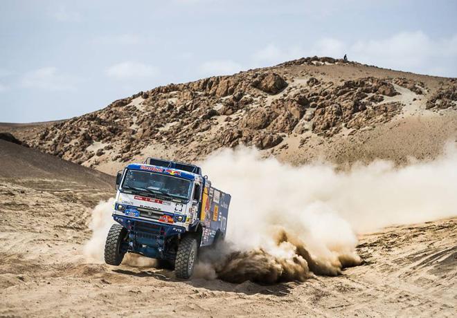 Dakar 2019 - Etapa 3 - Andrey Karginov - Kamaz