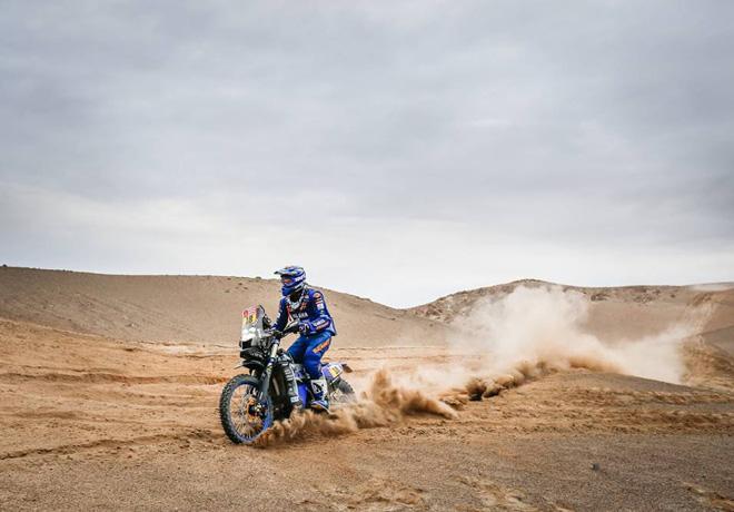 Dakar 2019 - Etapa 3 - Xavier de Soultrait - Yamaha
