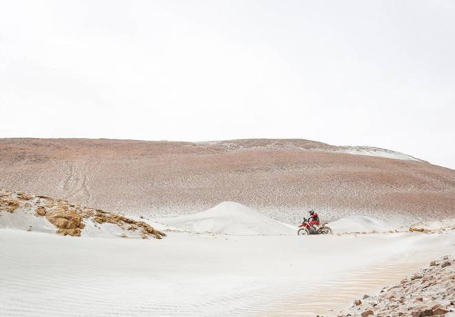 Dakar 2019 - Etapa 4 - Ricky Brabec - Honda