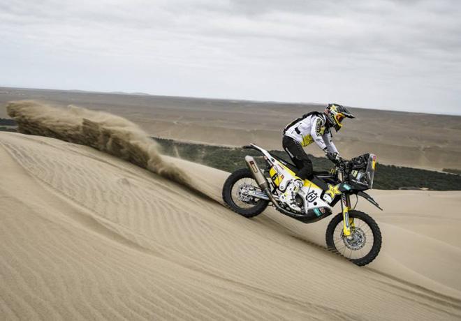 Dakar 2019 - Etapa 6 - Pablo Quintanilla - Husqvarna