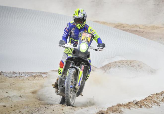 Dakar 2019 - Etapa 8 - Michael Metge - Sherco