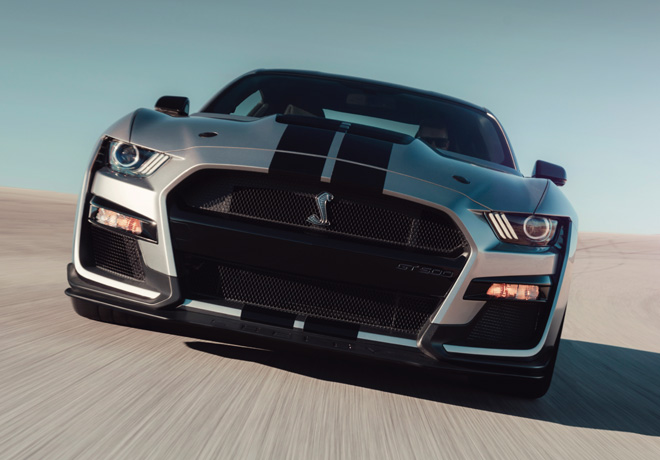 Ford Mustang Shelby GT500 1
