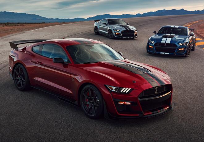 Ford anuncia cuatro nuevos lanzamientos en el Salón de Detroit.