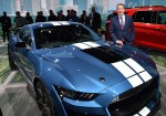 Ford presento el Nuevo Mustang Shelby GT500 en el Salon de Detroit 3