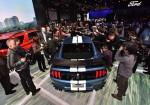 Ford presento el Nuevo Mustang Shelby GT500 en el Salon de Detroit 4