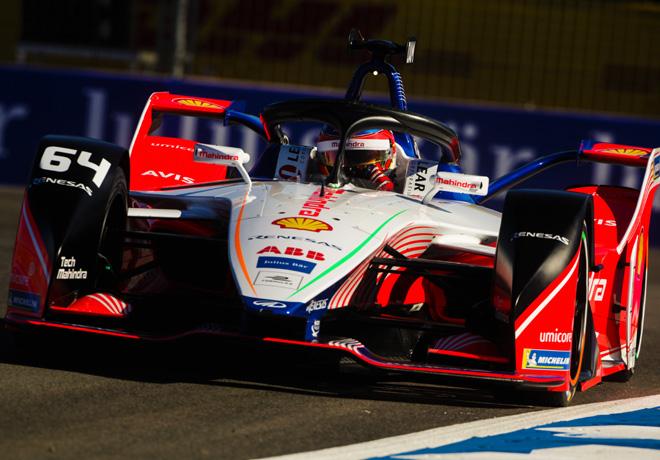 Formula E - Marrakech - Marruecos 2019 - Carrera - Jerome dAmbrosio - Mahindra