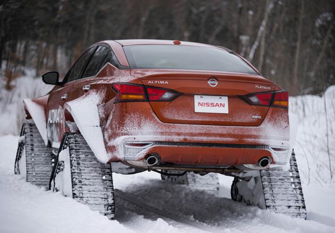 Nissan Altima-te AWD 2
