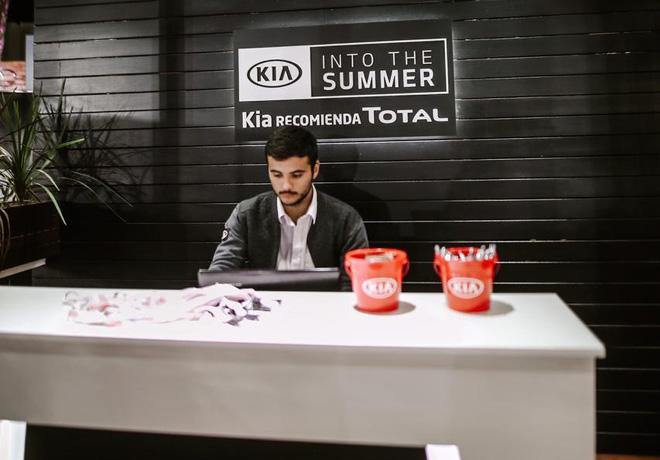 Total y Kia presentes en la temporada de verano 2019 en Carilo